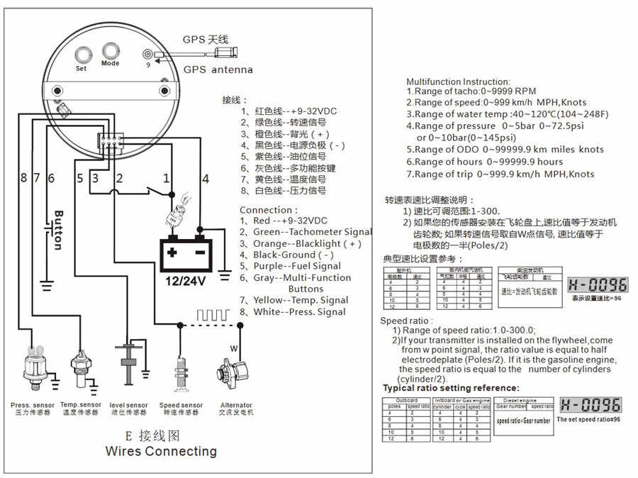 alternator with tach wiring diagram dg 0372  yanmar tachometer wiring question page 1 iboats boating  dg 0372  yanmar tachometer wiring