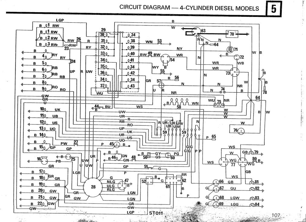 1985 Land Rover Defender Wiring Diagram Engine Injector Wiring For Wiring Diagram Schematics
