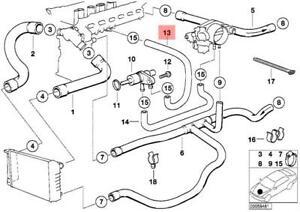Hv 7798 1994 Bmw 525i Cooling System Diagram Free Diagram