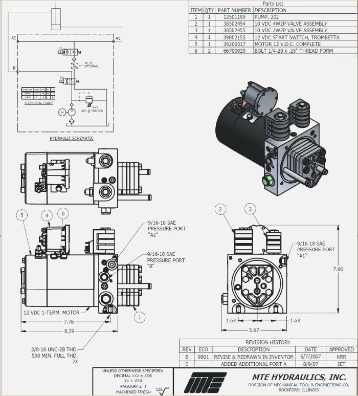 monarch hydraulics wiring diagram 2003 lincoln navigator