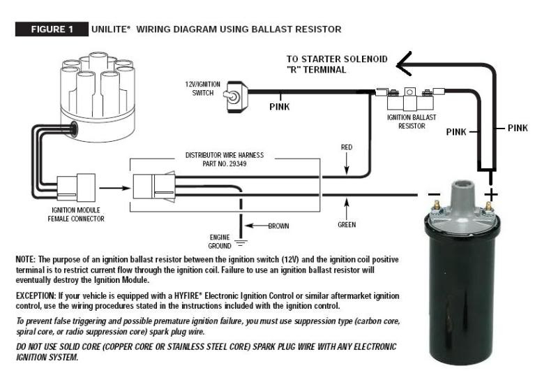 Fh 2682  Wiring Diagram Coil Ignition Schematic Wiring