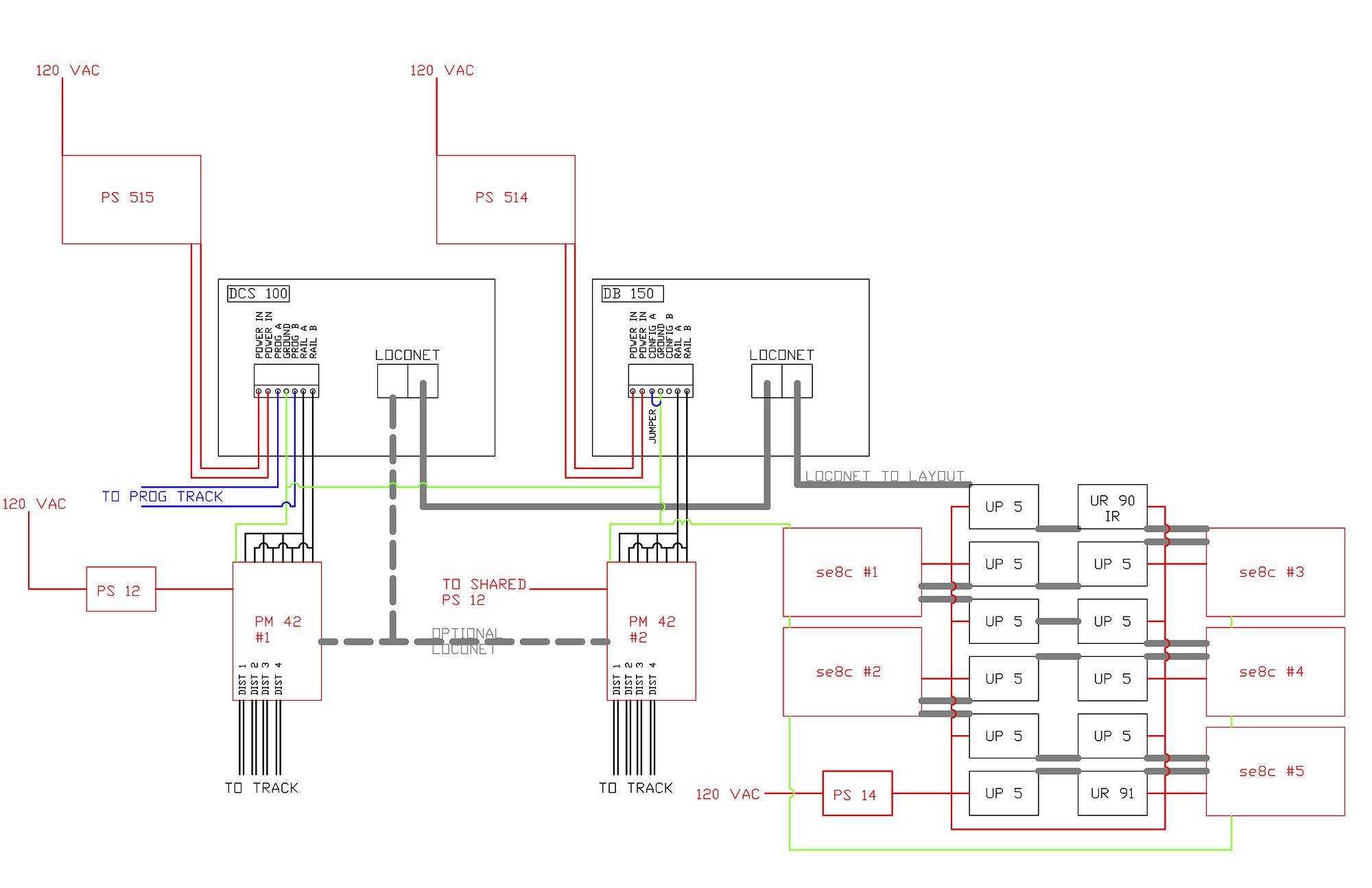 MC_2233] Pm42 Bdl168 Wiring Diagram Model Railroader Magazine Model Free  DiagramSulf Phot Hendil Mohammedshrine Librar Wiring 101