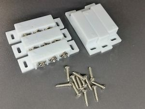 Astounding 3X Magnetic Reed Switch Normally Open Or Closed Nc No Door Alarm Wiring Cloud Picalendutblikvittorg