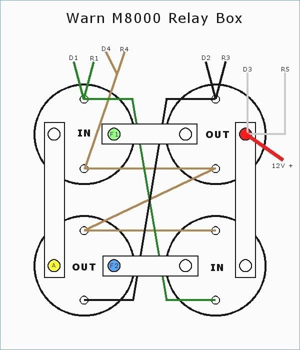 warn winch m8000 wiring diagram dv 2871  tabor winch wiring diagram also warn winch solenoid  tabor winch wiring diagram also warn