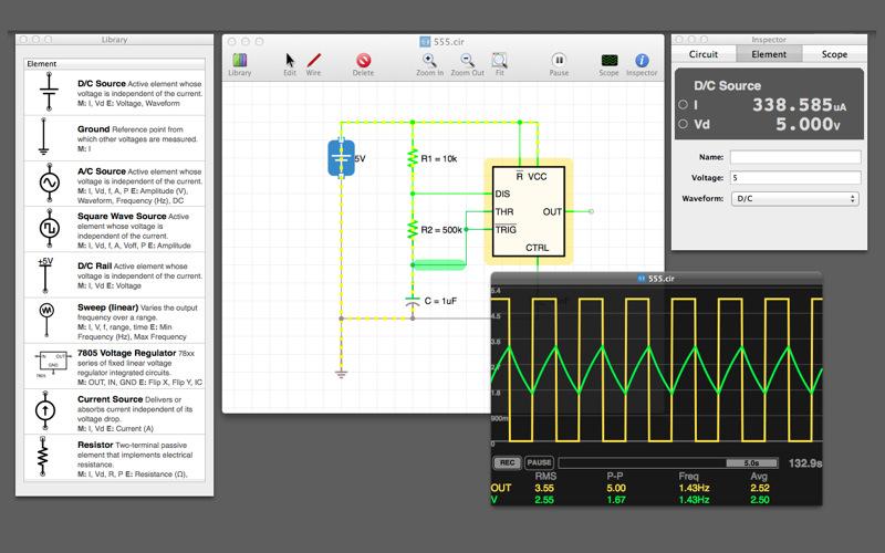 Go 9623 Circuit Simulator For Mac Os X Free Diagram