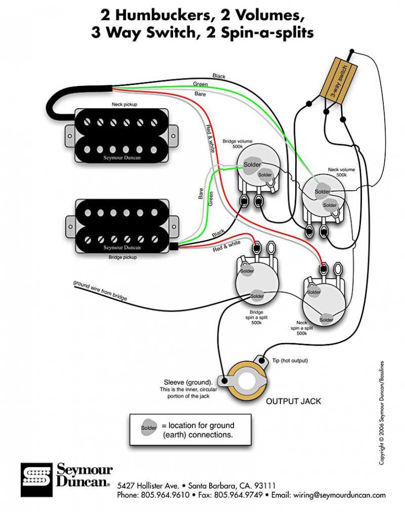 bill lawrence humbucker wiring diagram 2 sb 8239  wiring diagram likewise seymour duncan humbucker wiring  wiring diagram likewise seymour duncan