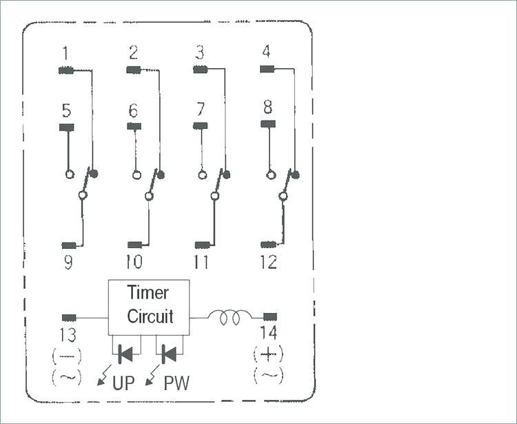 Wiring Diagram 8 Pin Ice Cube Relay
