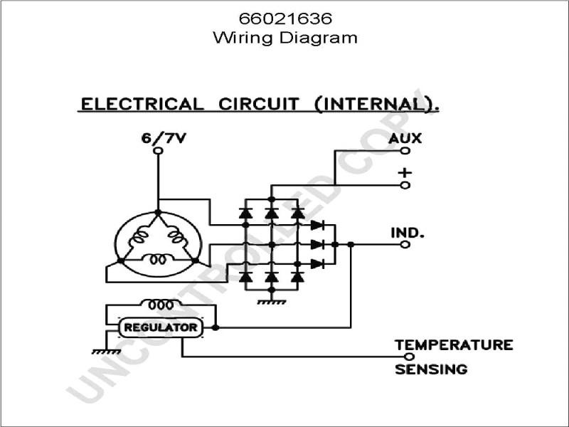 fv4071 gm internal regulator alternator wiring schematic