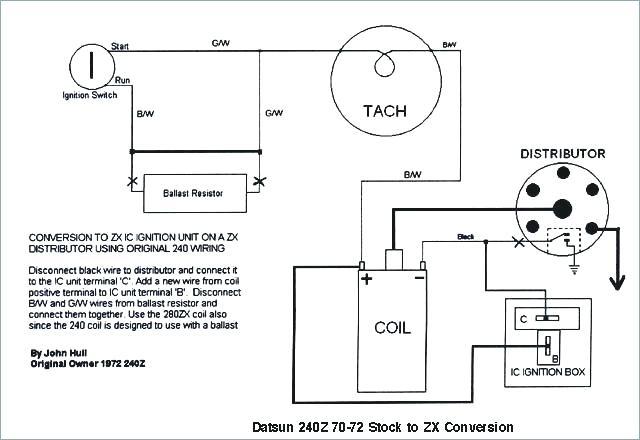Az 0195  Datsun 620 Wiring Diagram For Distributor