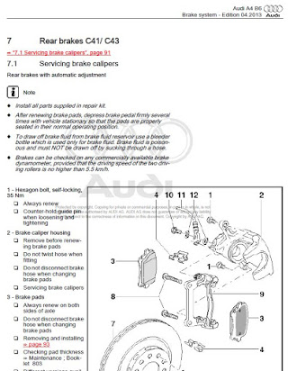 Tremendous Audi A4 B6 Owners Manual Pdf Wiring Cloud Dulfrecoveryedborg