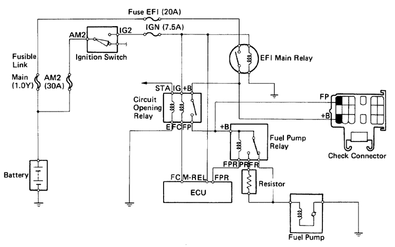 Brilliant 2007 Hyundai Santa Fe Fuel Pump Wiring Diagram Starting Problem Fuel Wiring Cloud Filiciilluminateatxorg