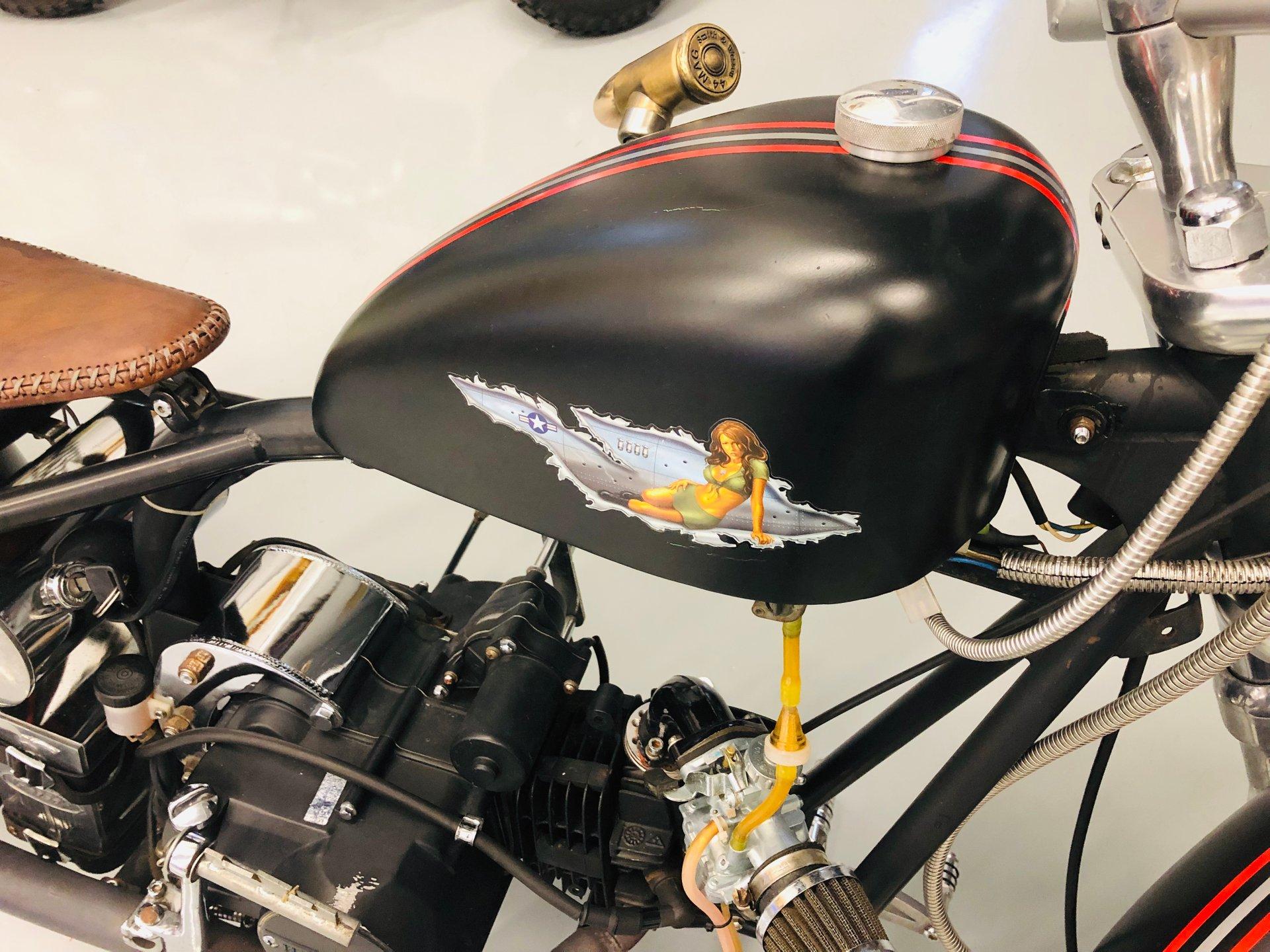 Kikker 5150 Bobber Wiring Diagram