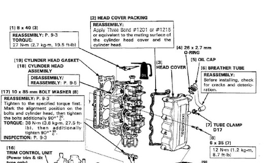 [SCHEMATICS_49CH]  HW_3330] Diagram Of Pre1997 Bf50A Lra Honda Outboard Engine Lower Case  Diagram | Honda Bf50a Wiring Diagram |  | Over Atolo Rosz Epsy Pap Mohammedshrine Librar Wiring 101