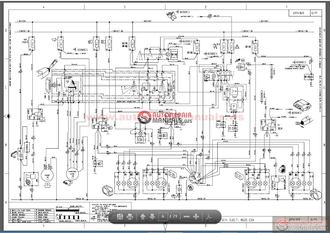 2008 Kenworth T300 Wiring Diagram