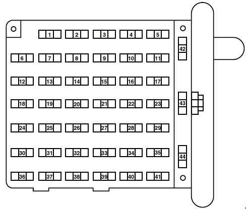 fuse diagram for 2000 ford windstar wn 8501  2000 chevy express fuse box diagram furthermore 2000  2000 chevy express fuse box diagram