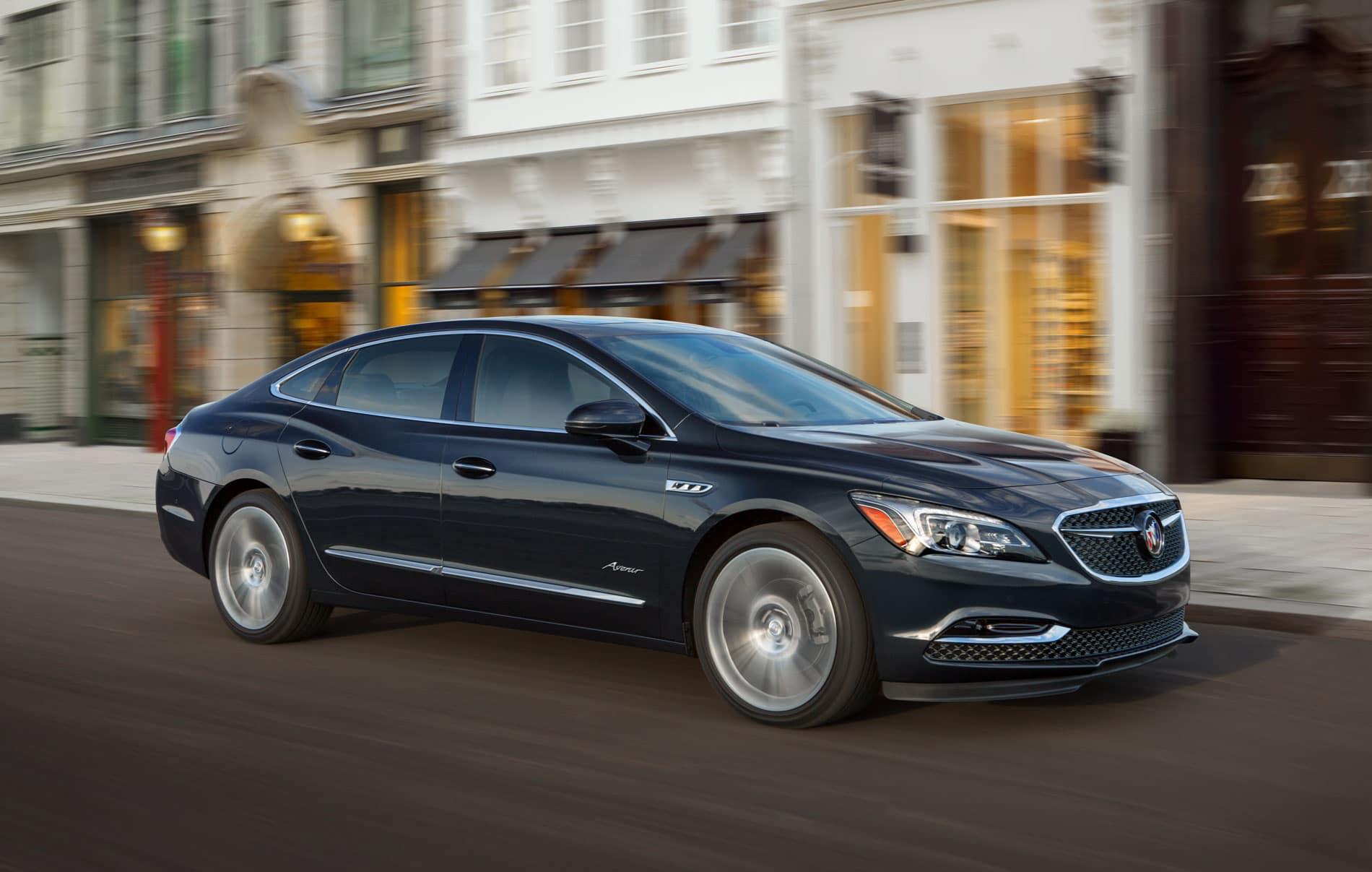 Sensational Buick Lacrosse Vs Lincoln Mkz Midsize Luxury Sedan Showdown Wiring Cloud Genionhyedimohammedshrineorg