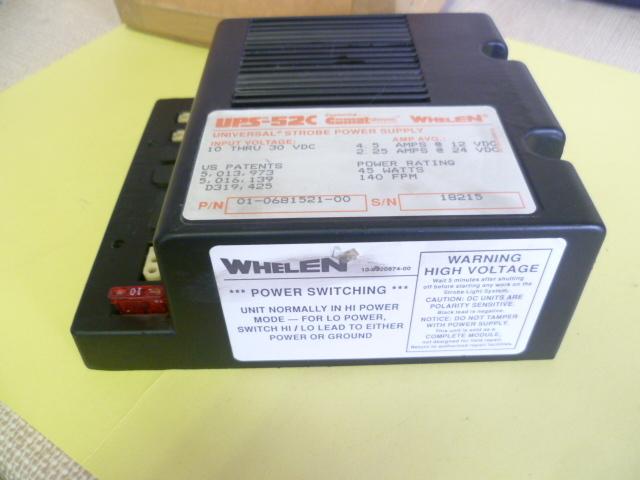 Admirable Whelen 01 0681521 00 Universal Strobe Power Supply Lms Ltd Wiring Cloud Ittabisraaidewilluminateatxorg