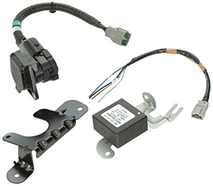 Outstanding Amazon Com Honda Genuine 08L91 Sza 100 Trailer Hitch Harness Wiring Cloud Domeilariaidewilluminateatxorg