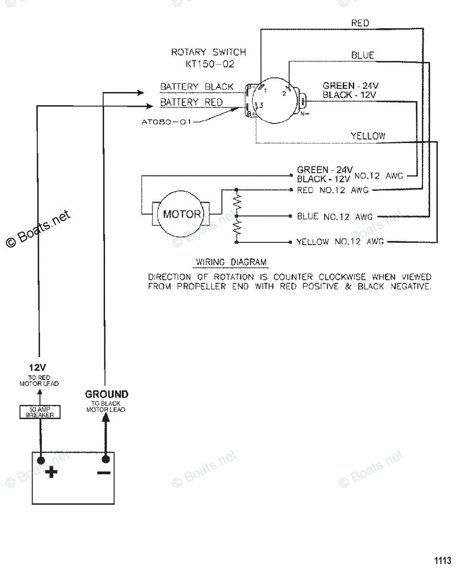 Motorguide Brute 765 Wiring Diagram - Wiring Diagram