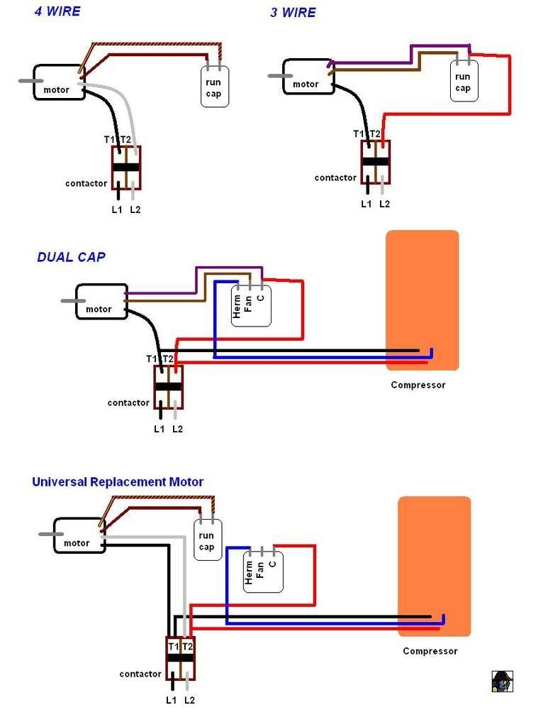 Marvelous 4 Wire Capacitor Wiring Diagram Wiring Diagram Data Schema Wiring Cloud Staixaidewilluminateatxorg