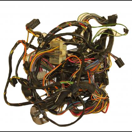 Awe Inspiring 1964 Cadillac Dash Wiring Harness Wiring Diagram Database Wiring Cloud Overrenstrafr09Org
