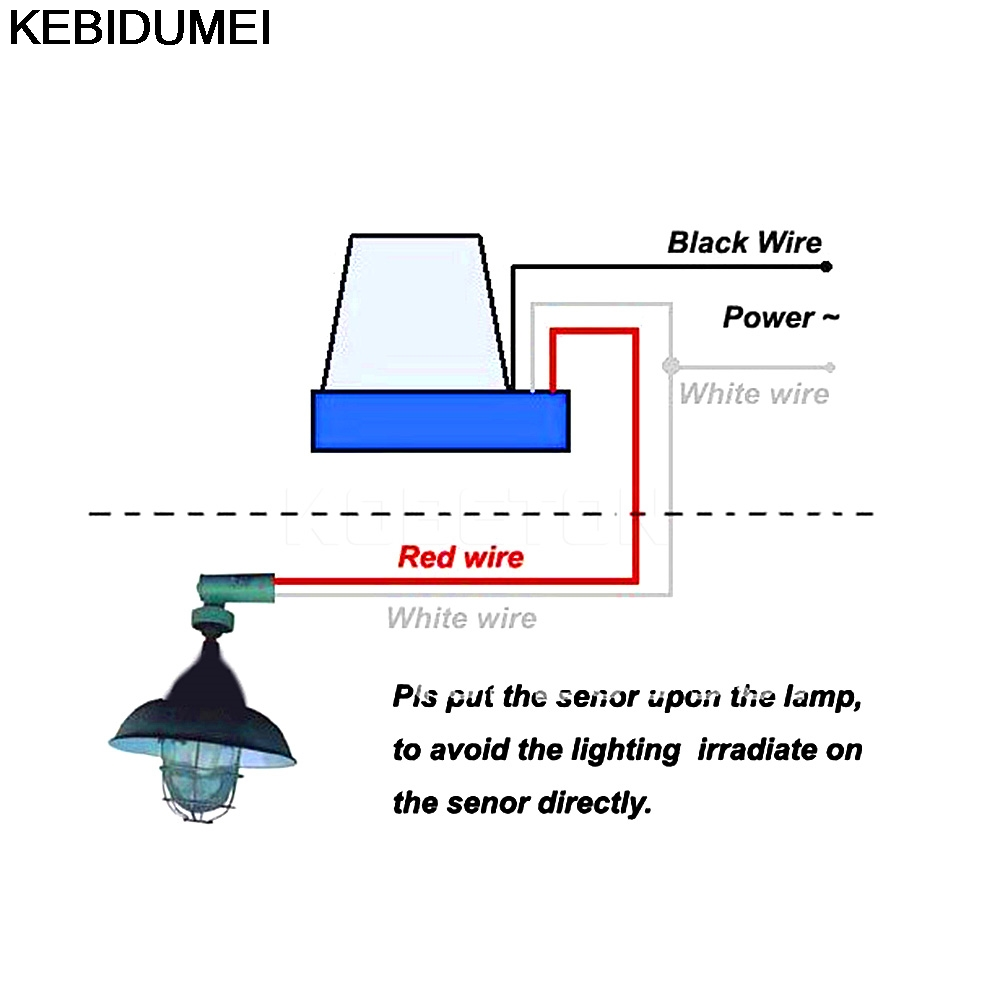 277v Photocell Wiring Diagram - Wiring Diagram