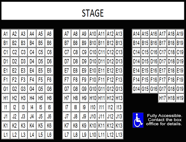 Groovy Backstage Capitol Seating Map Wiring Cloud Grayisramohammedshrineorg