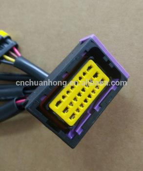 Pleasing 24 Pin Ecu Connector Factory Custom Ecu Wiring Harness Buy 24 Wiring Cloud Itislusmarecoveryedborg