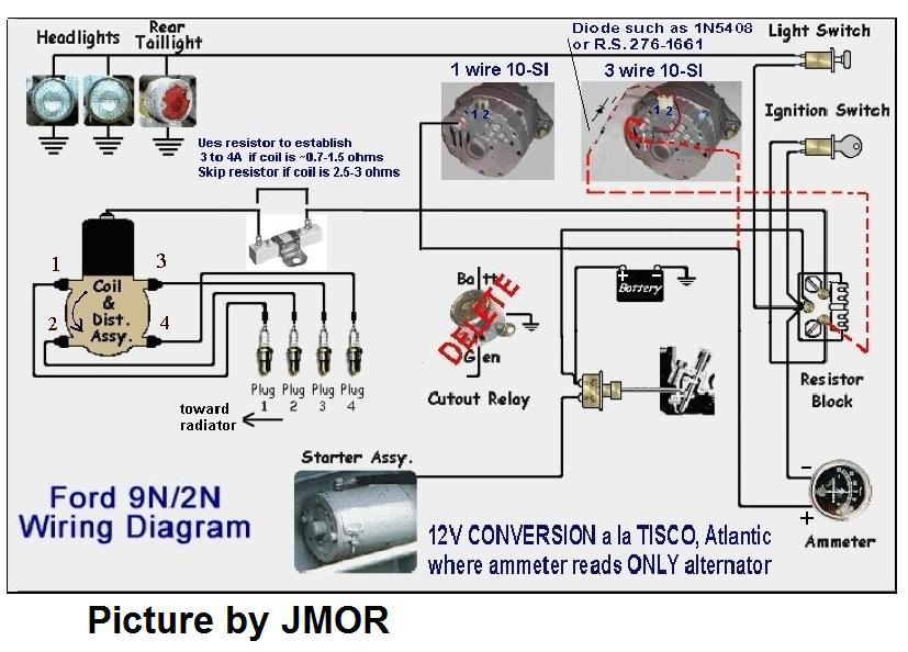 Phenomenal 9N 12V Wiring Diagram Wiring Diagram Data Schema Wiring Cloud Domeilariaidewilluminateatxorg