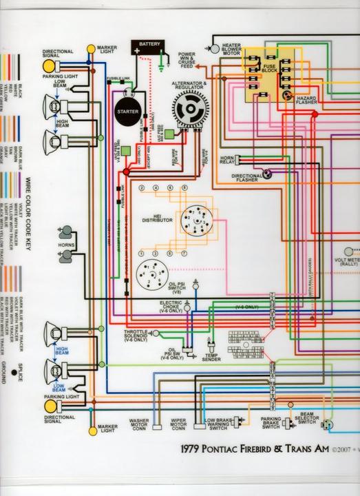 Rz 0023 79 Trans Am Blower Wiring Diagram Schematic Wiring