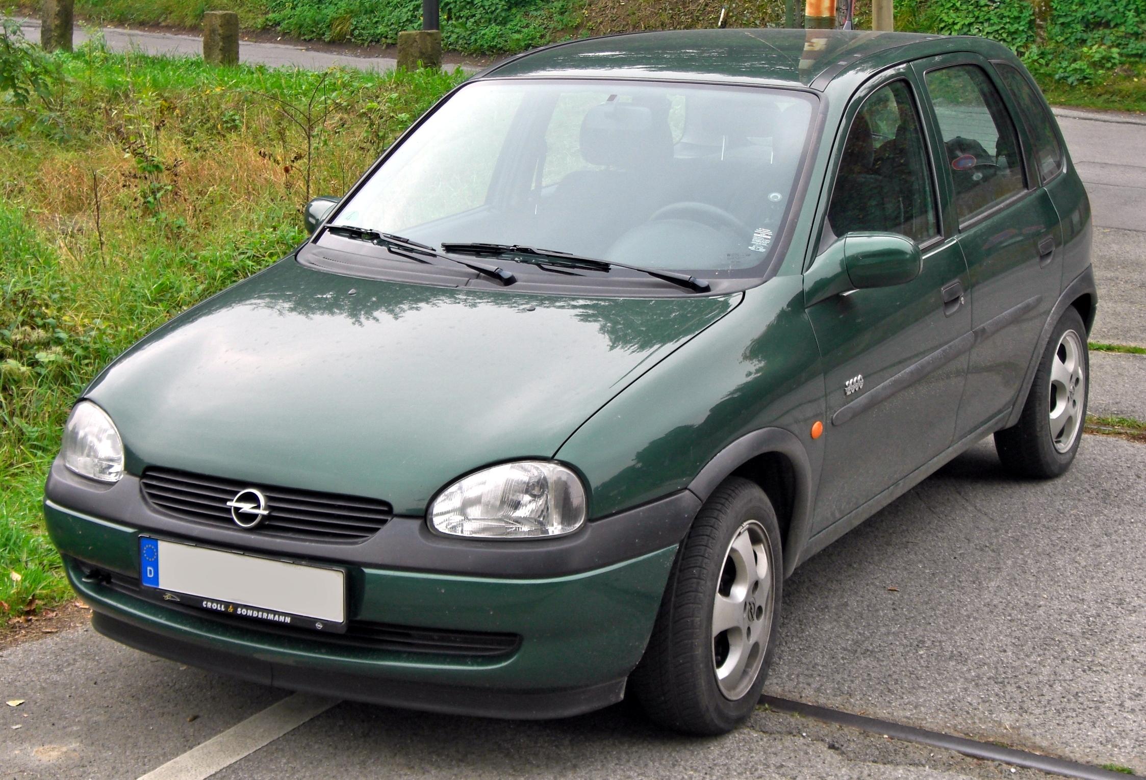 Pleasant File Opel Corsa B 1 2 16V Edition 2000 5 Turer Facelift Front Jpg Wiring Cloud Apomsimijknierdonabenoleattemohammedshrineorg