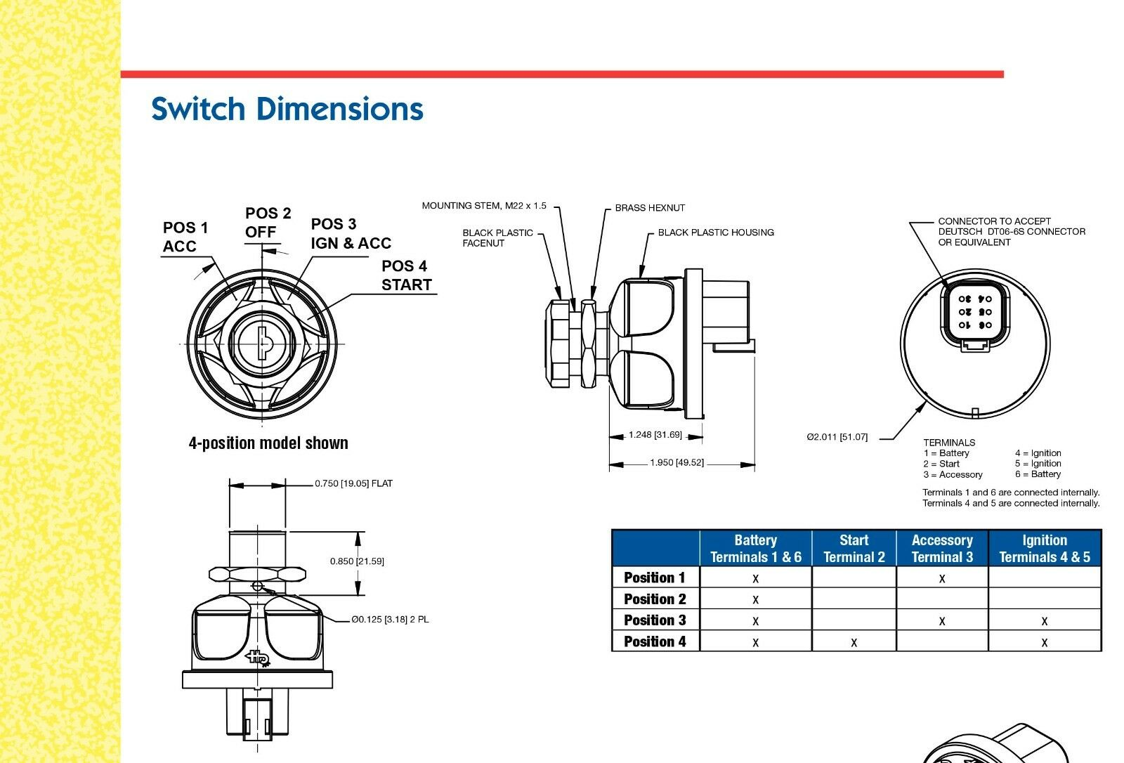 push to choke ignition switch wiring diagram dw 4033  3 terminal ignition switch wiring diagram free diagram  terminal ignition switch wiring diagram