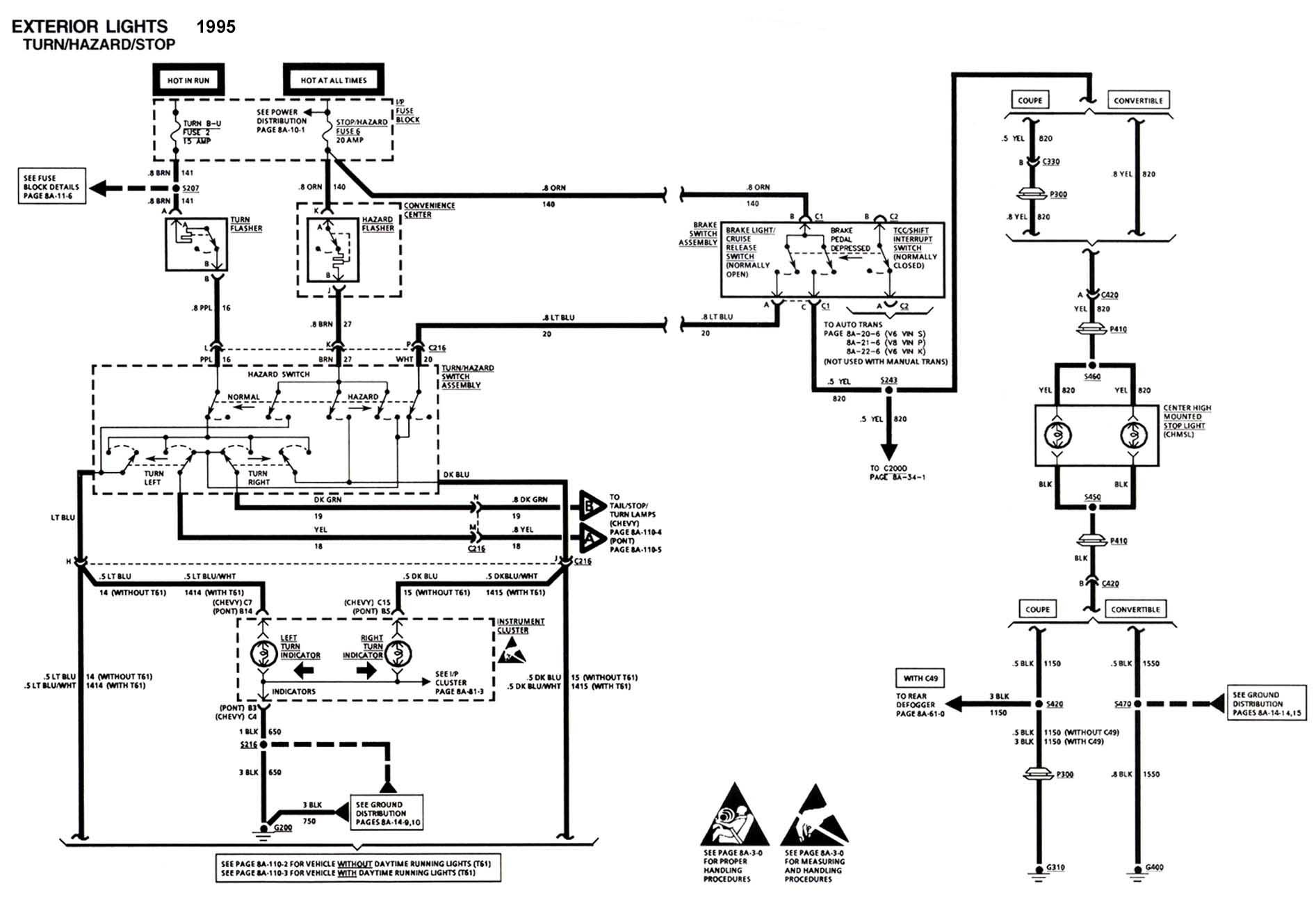 Fine Help On A 4Th Wiring Issue Third Generation F Body Message Boards Wiring Cloud Rineaidewilluminateatxorg