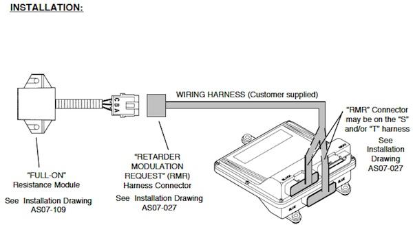 Xe 8621  Transmission Wiring Diagram Further Allison Wtec
