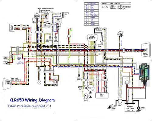 Marvelous 650 Forum Gt Klr 650 Gt 1987 To 2007 Wrenching Mods Gt Wiring Wiring Cloud Apomsimijknierdonabenoleattemohammedshrineorg