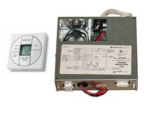 We 4019 Dometic Single Zone Lcd Thermostat Wiring Free Diagram