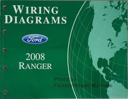 Excellent 2008 Ford Ranger Truck Electrical Wiring Diagrams Original Manual Wiring Cloud Ittabpendurdonanfuldomelitekicepsianuembamohammedshrineorg