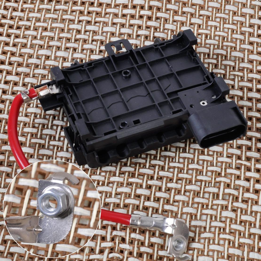 Miraculous Aliexpress Com Buy Citall 1J0937550A Fuse Box Battery Terminal 1J0 Wiring Cloud Mousmenurrecoveryedborg