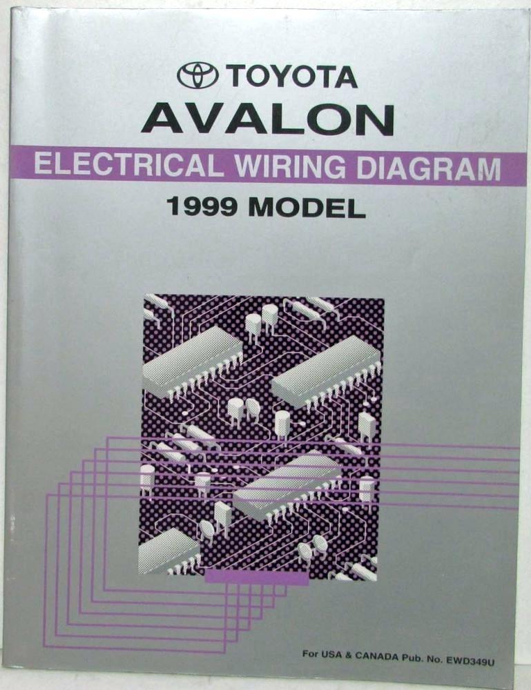 Radio Wiring Diagram For 1998 Toyota Avalon Xls - Wiring ...