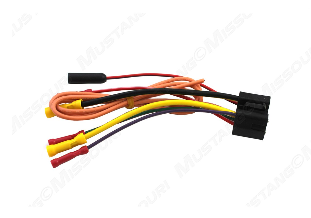 Hm 9138 1969 Ford Ignition Switch Wiring Pigtail Wiring Diagram