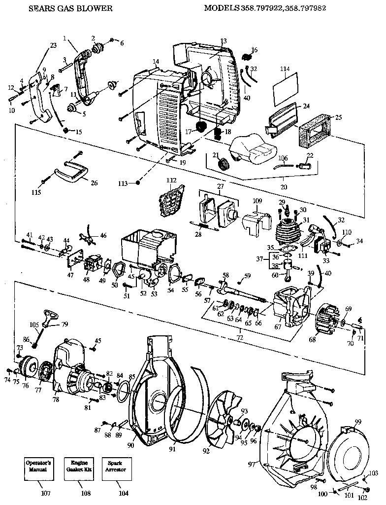 YR_8397] Craftsman Leaf Blower Parts Diagram Schematic WiringOpogo Ymoon Umize Zidur Ogram Inrebe Ogeno Alia Shopa Bupi Phot Ndine Aryon  Hapolo Mohammedshrine Librar Wiring 101
