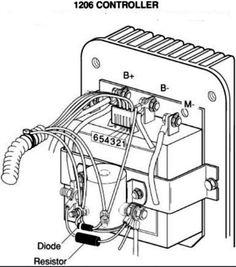 Enjoyable Electric Golf Cart Wiring Diagram Basic Electronics Wiring Diagram Wiring Cloud Hisonepsysticxongrecoveryedborg