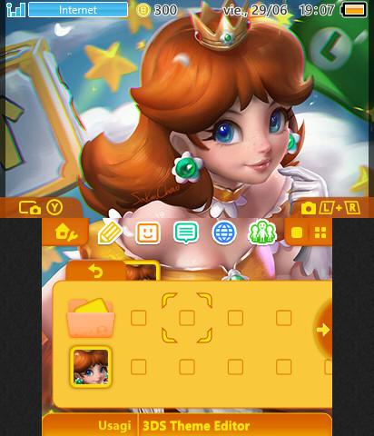 Pleasant Princess Daisy Nintendo 3Ds Gui Mods Wiring Cloud Xortanetembamohammedshrineorg