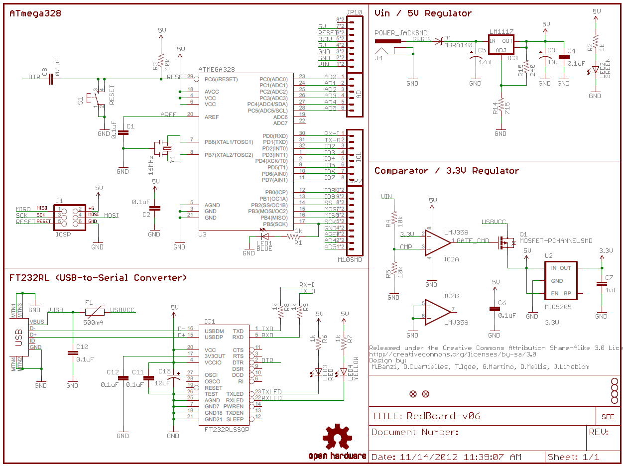 Superb How To Read A Schematic Learn Sparkfun Com Wiring Cloud Itislusmarecoveryedborg