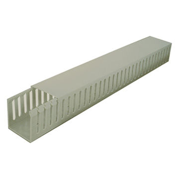 Brilliant Taiwan 4Mm Slotted Wiring Duct 25X40Mm 2M Rohs Directive Wiring Cloud Licukshollocom