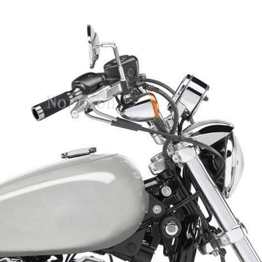 Astonishing 7 8 Motorcycles Handlebar Hand Grips Throttle Wires Accessories Wiring Cloud Dulfrecoveryedborg