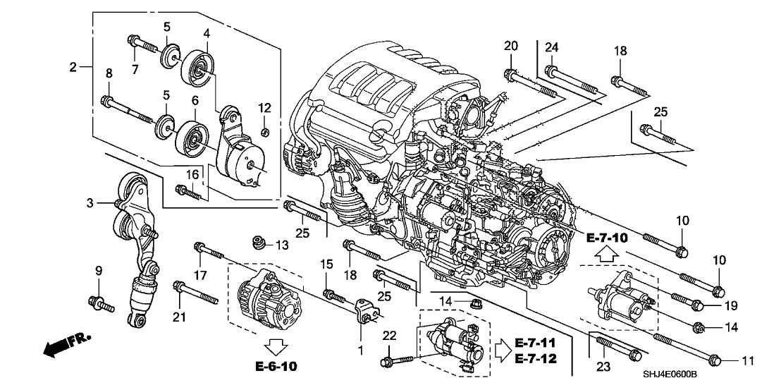 OE_5437] Honda Odyssey V6 Engine Diagram Wiring DiagramOrsal Cana Kapemie Mohammedshrine Librar Wiring 101