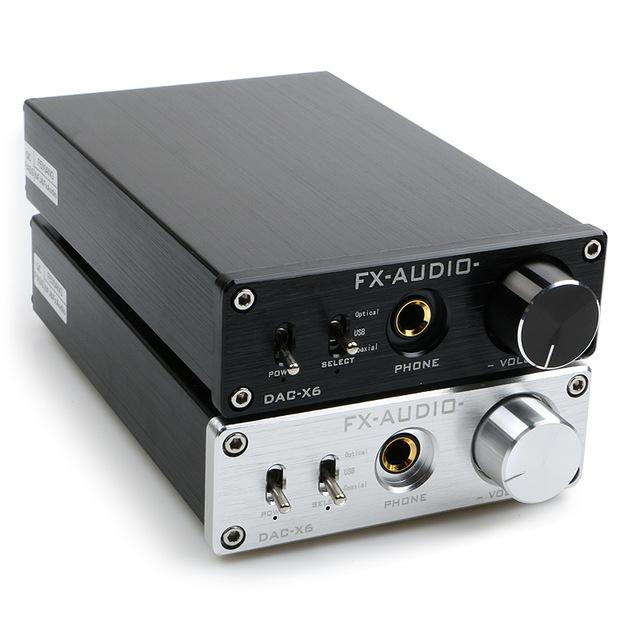 Surprising New Fx Audio Dac X6 Mini Hifi 2 0 Digital Audio Decoder Dac Input Wiring Cloud Cranvenetmohammedshrineorg