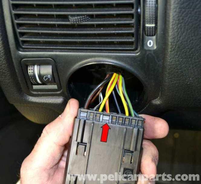 Vw Golf Mk4 Headlight Wiring Diagram