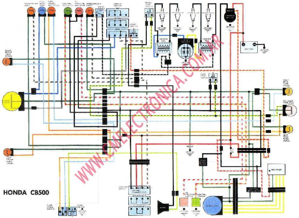 Cb500 Wiring Diagram Acura Tl Window Wiring Diagram Begeboy Wiring Diagram Source
